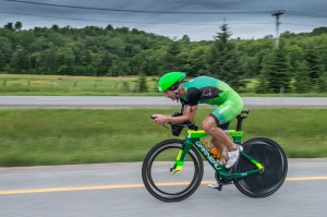 Mont Tremblant 70.3 Bike
